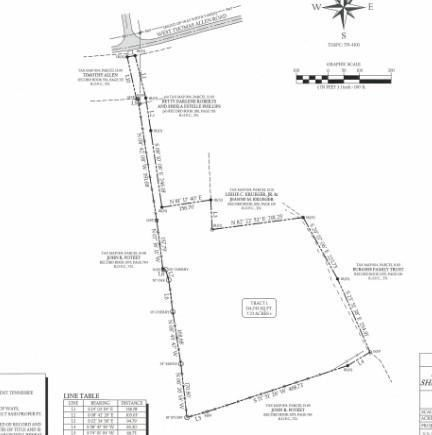 Photo of 7.23 AC W Thomas Allen Rd, COOKEVILLE, TN 38506 (MLS # 201600)
