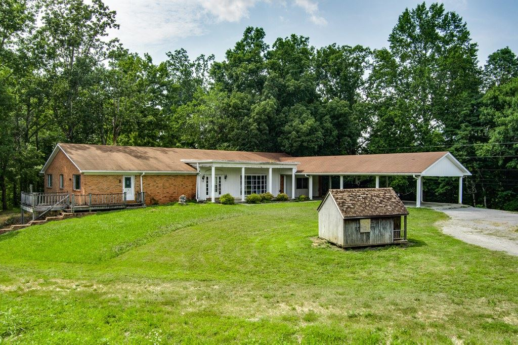 Photo of 6045 Green Rd, BLOOMINGTON SPRINGS, TN 38545 (MLS # 205936)