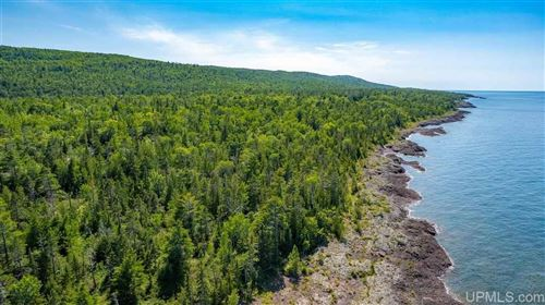 Photo of Lot 2 Harbor Coast (Extension), Copper Harbor, MI 49918 (MLS # 1126047)