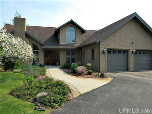 Photo of N3780 S Grand Oak, Iron Mountain, MI 49801 (MLS # 1126167)