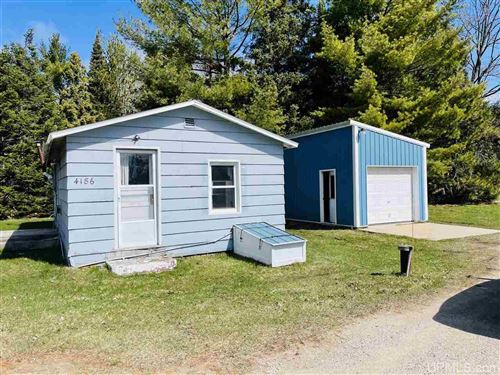Photo of 4186 US2 AND 41, Escanaba, MI 49829 (MLS # 1126189)