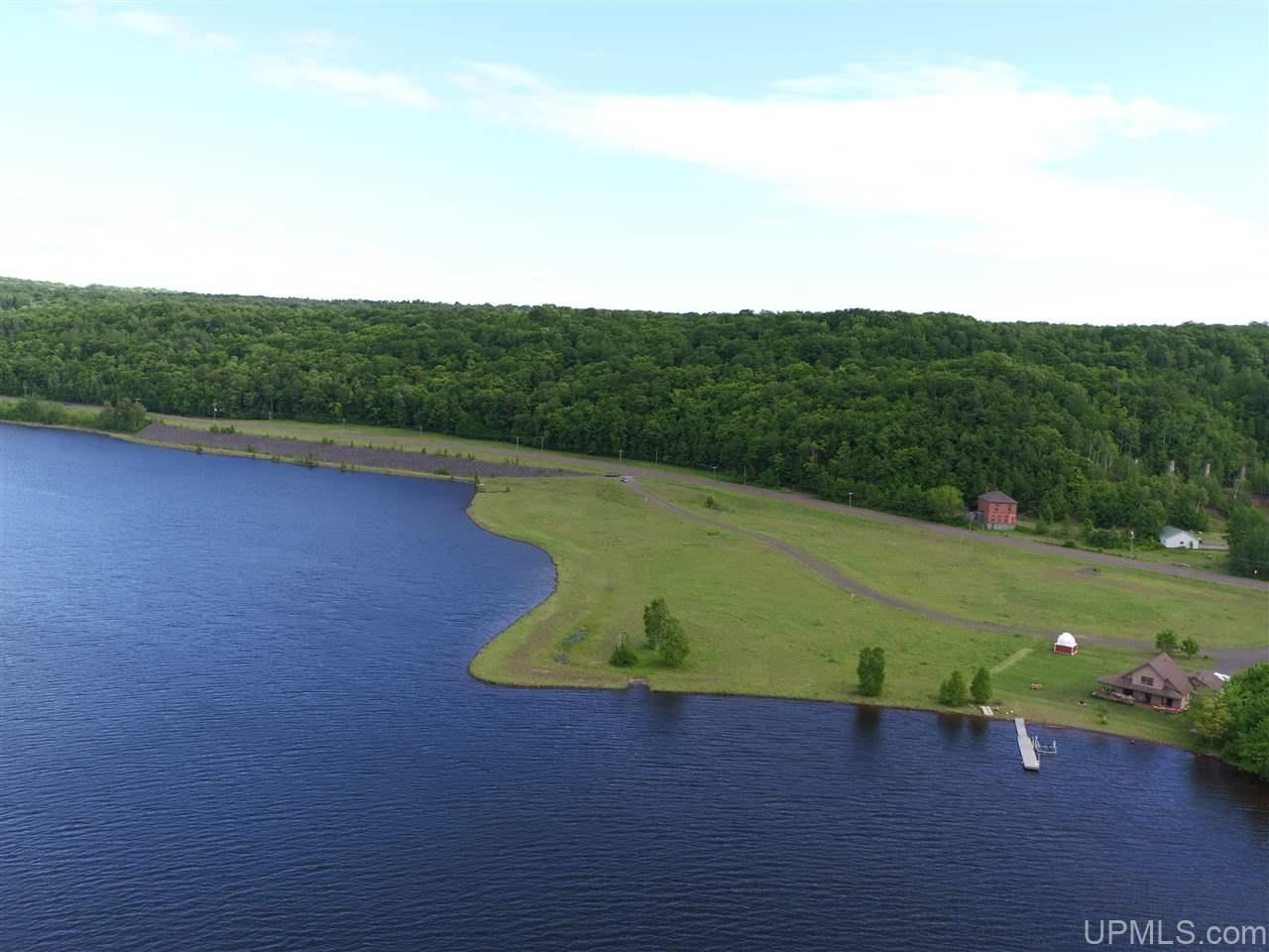 Photo of TBD A B C D Canal, Houghton, MI 49931 (MLS # 1124190)