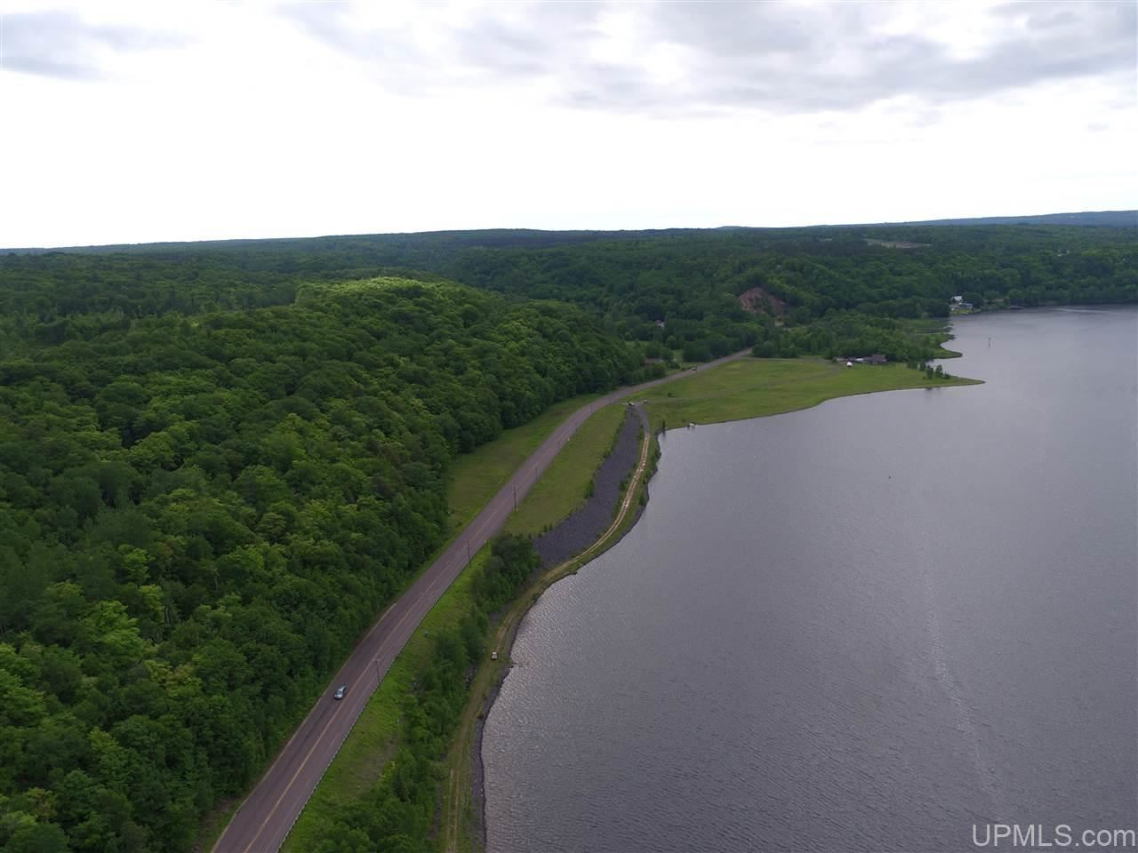 Photo of TBD C and D Canal, Houghton, MI 49931 (MLS # 1124193)