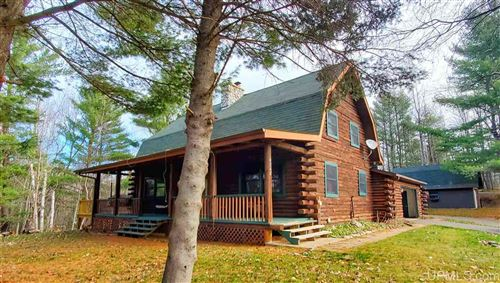 Photo of 4360 State Hwy 101, Florence, WI 54121 (MLS # 1124215)