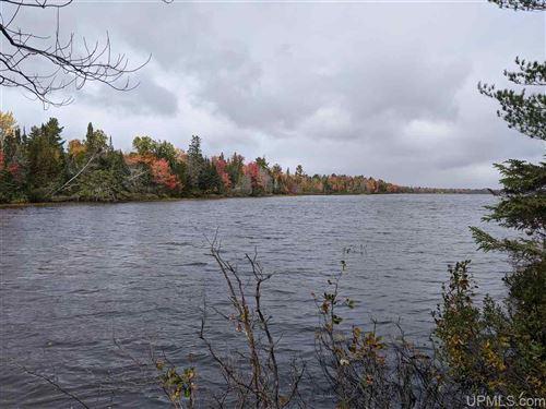 Photo of TBD Little Rice Lake #51&52, Lake Linden, MI 49945 (MLS # 1123233)
