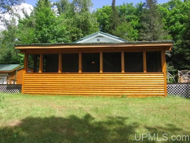 Photo of 24506 Ruth Lake, Three Lakes, MI 49861 (MLS # 1125334)