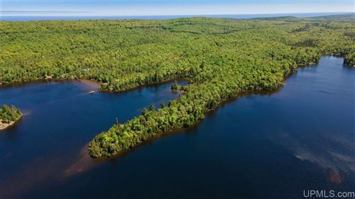 Photo of TBD 1 - 4 Frimodig, Copper Harbor, MI 49918 (MLS # 1125362)