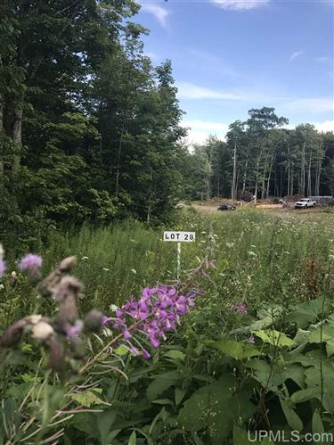 Photo of Lot 28 TBD S Whealkate #Lot 28, South Range, MI 49963 (MLS # 1123419)