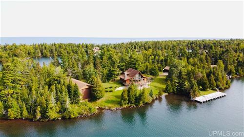 Photo of 11080 Middle Point, Eagle Harbor, MI 49950 (MLS # 1123470)