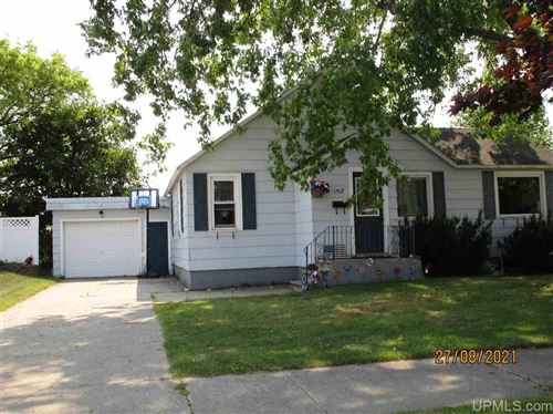 Photo of 1517 & 1517 1/2 Michigan, Gladstone, MI 49837 (MLS # 1129540)