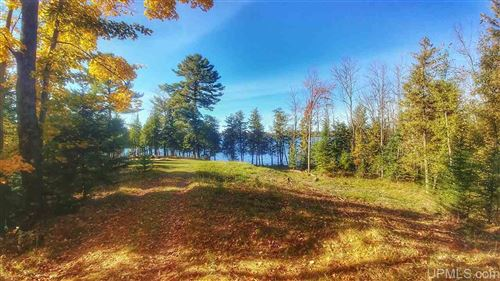 Photo of W8092 S Lake Antoine #Home Site Parcel 4, Iron Mountain, MI 49801 (MLS # 1120543)