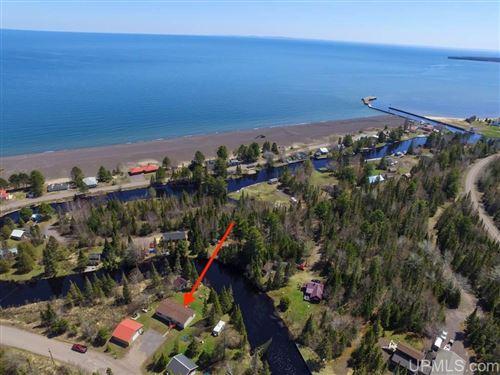 Photo of 53679 Big Traverse River, Lake Linden, MI 49945 (MLS # 1120588)