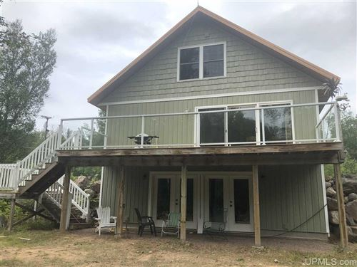 Photo of 410 Co Rd 607, Michigamme, MI 49861 (MLS # 1127594)