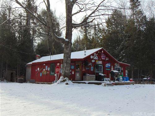 Photo of 26347 E Bootjack, Lake Linden, MI 49945 (MLS # 1124682)