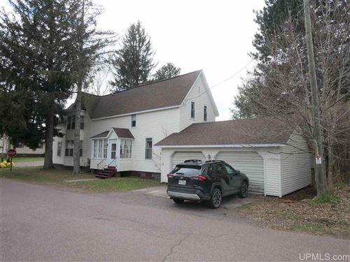 Photo of 158 Schoolcraft, Lake Linden, MI 49945 (MLS # 1126732)