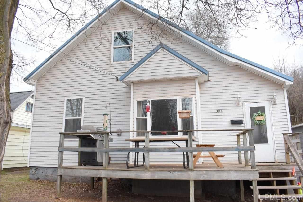 Photo of 304 E Lincoln, Negaunee, MI 49866 (MLS # 1126742)