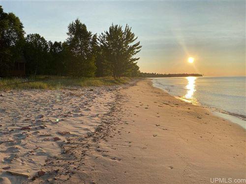 Photo of TBD Hermits Cove Rd #N1/2 Parcel D, Gay, MI 49945 (MLS # 1123745)
