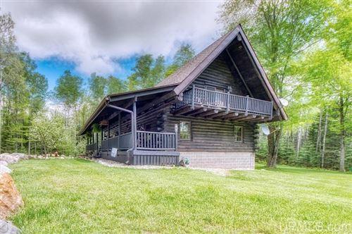 Photo of N5415 Carney Lake, Iron Mountain, MI 49801 (MLS # 1120829)