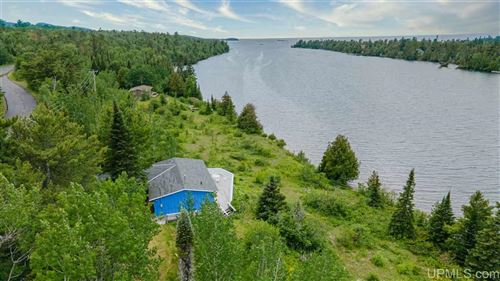 Photo of 11199 M26, Eagle Harbor, MI 49950 (MLS # 1125856)