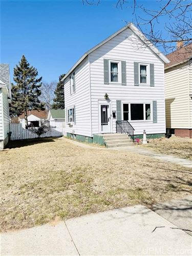 Photo of 606 S 16th, Escanaba, MI 49829 (MLS # 1125886)