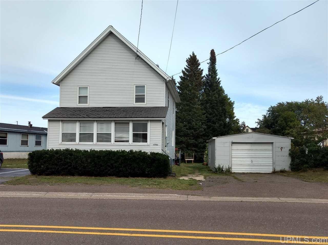 Photo of 47966 Main, Houghton, MI 49931 (MLS # 1129939)