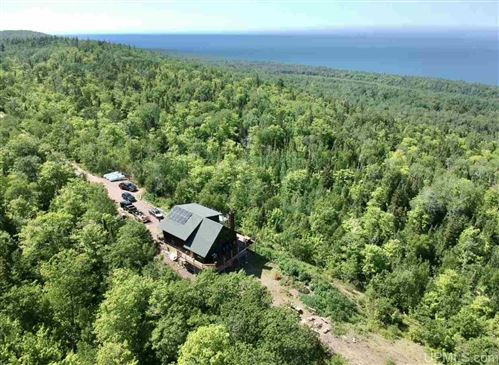Photo of 13491 Brockway Mountain, Copper Harbor, MI 49918 (MLS # 1122955)
