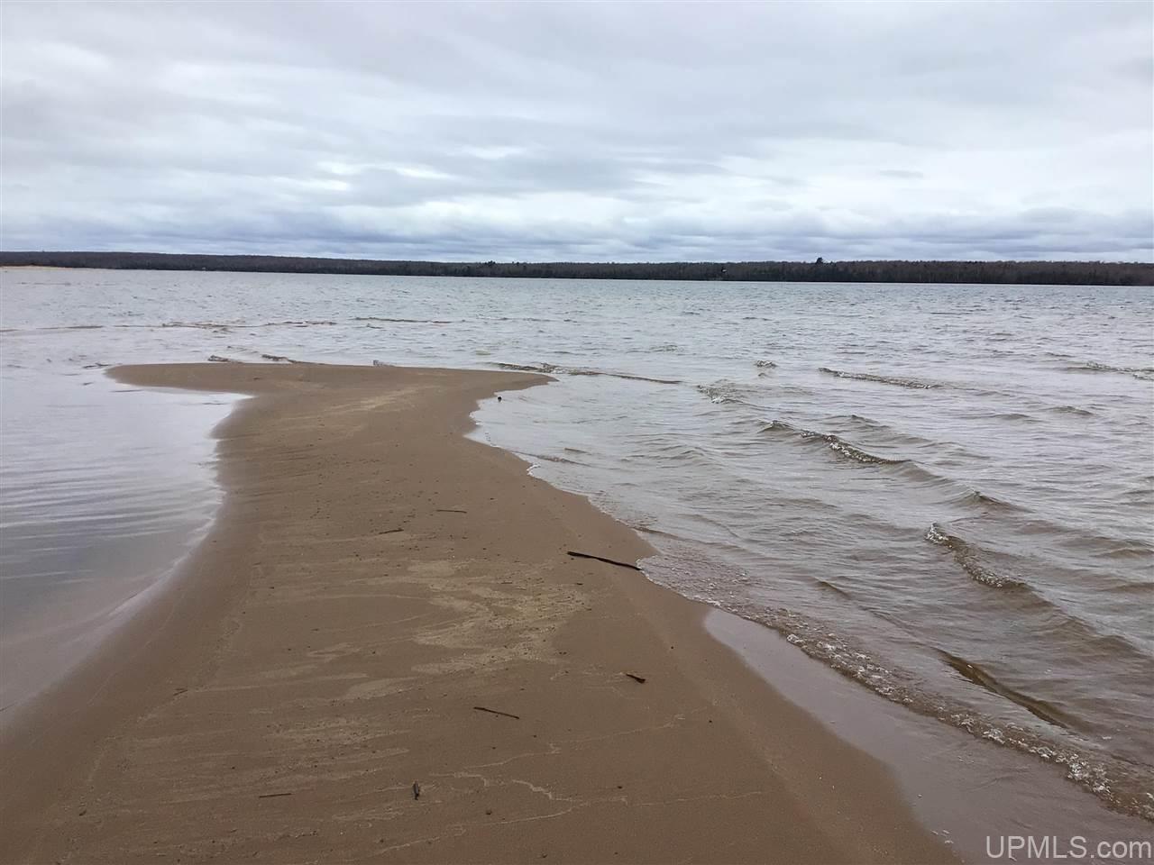 Photo of TBD Pine Beach, Skanee, MI 49962 (MLS # 1126987)