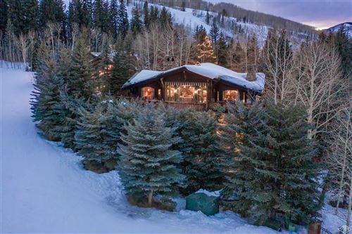 Photo of 375 Mill Creek Circle, Vail, CO 81657 (MLS # 936730)