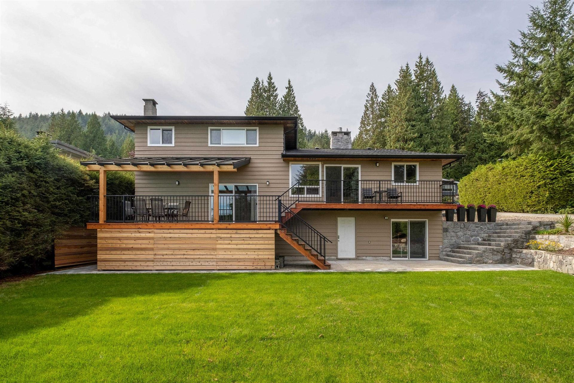 Photo of 4766 TOURNEY ROAD, North Vancouver, BC V7K 2W4 (MLS # R2626033)