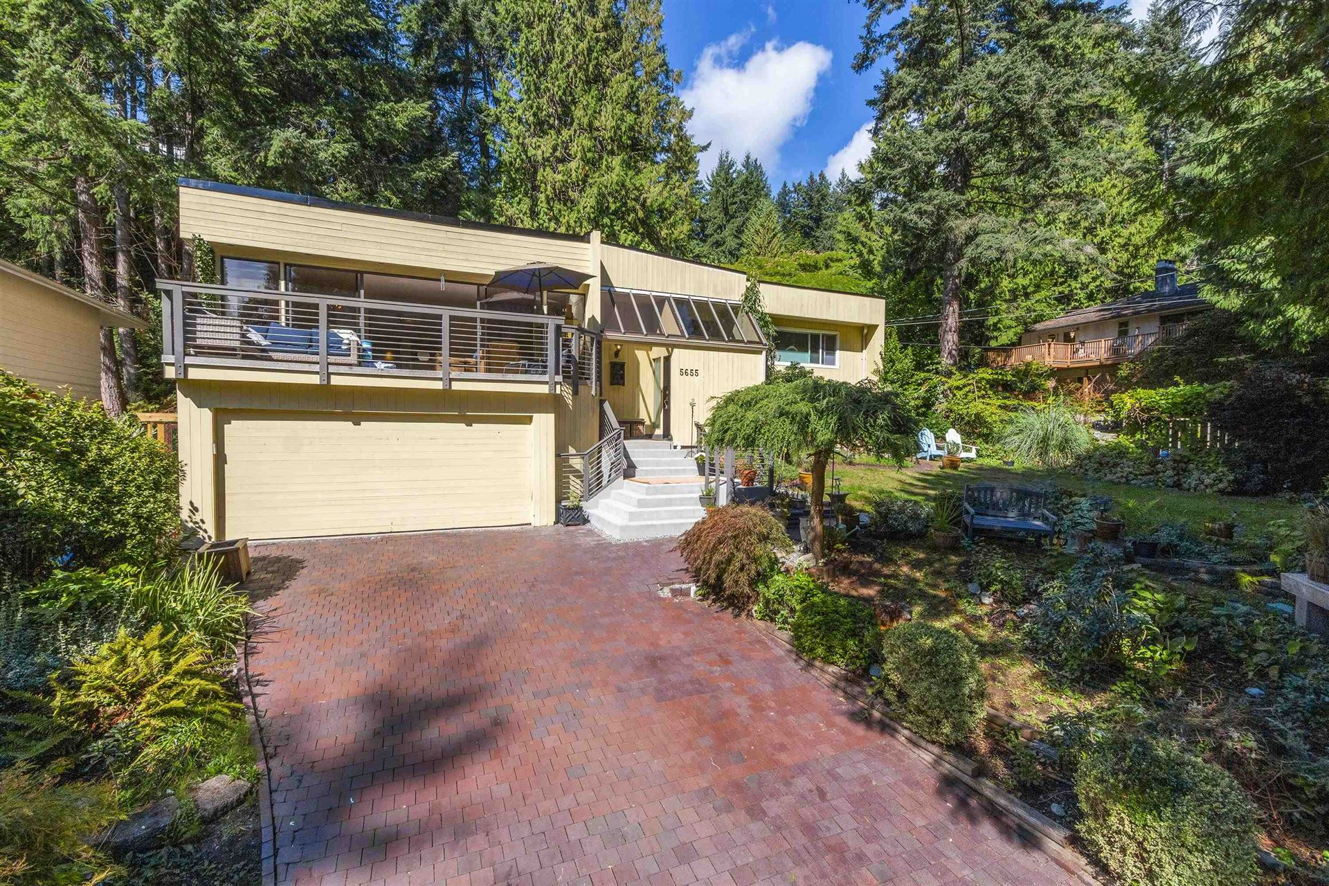 Photo of 5655 WESTHAVEN ROAD, West Vancouver, BC V7W 1T7 (MLS # R2618043)