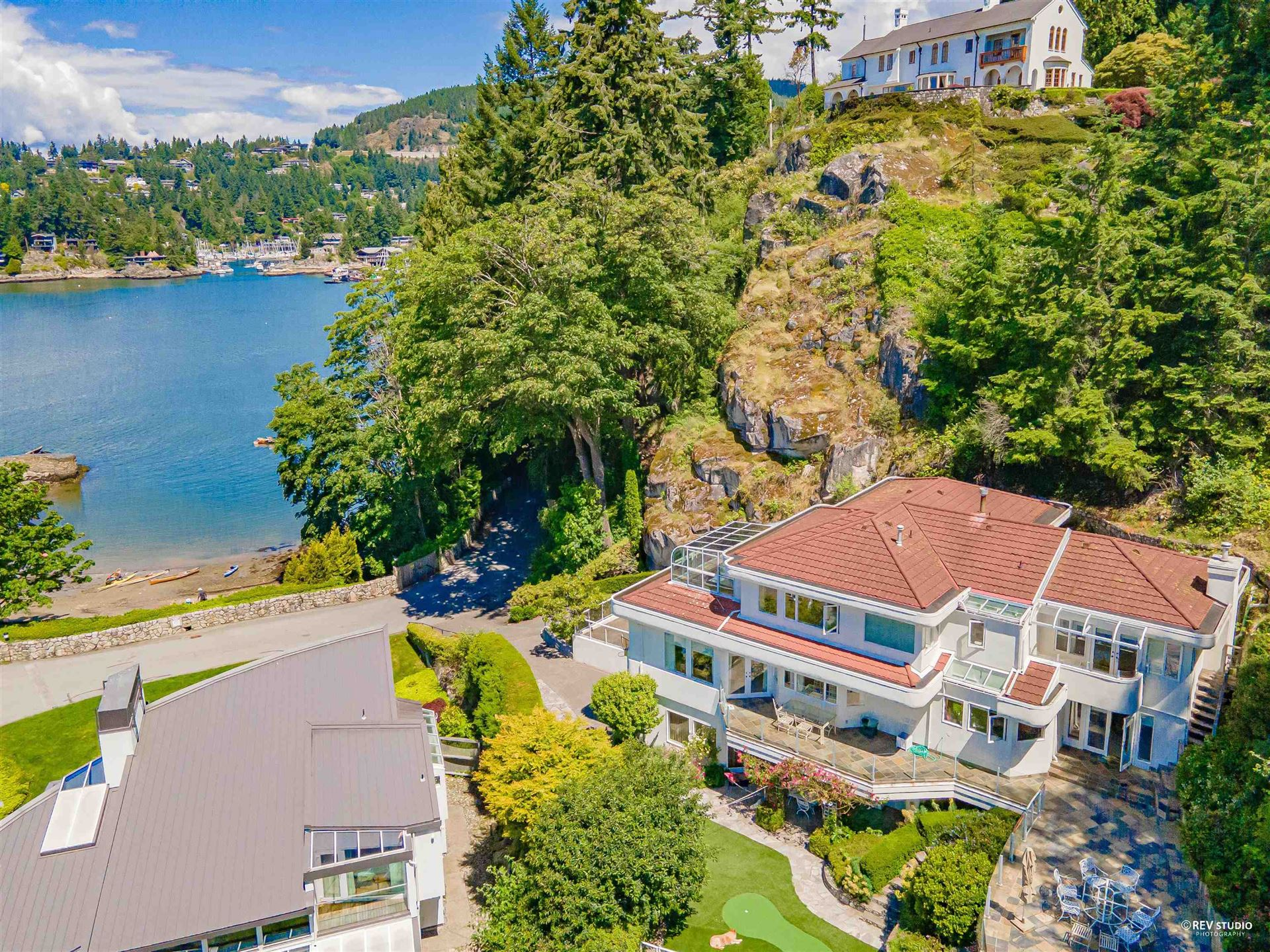 Photo of 5360 SEASIDE PLACE, West Vancouver, BC V7W 3E2 (MLS # R2618052)