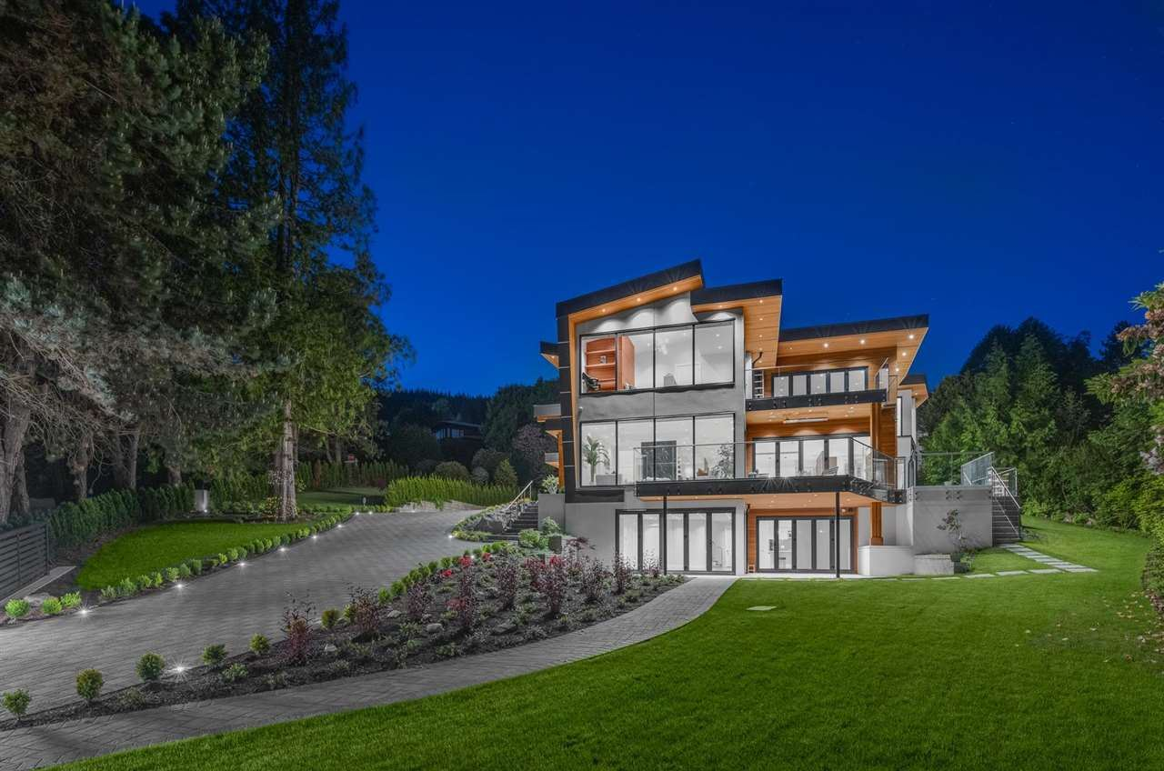 Photo of 1101 GROVELAND ROAD, West Vancouver, BC V7S 1Z3 (MLS # R2590054)