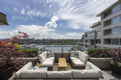 Photo of 711 1288 MARINASIDE CRESCENT, Vancouver, BC V6Z 2W5 (MLS # R2591055)