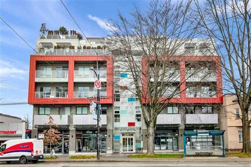 Photo of 308 379 E BROADWAY, Vancouver, BC V5T 1W6 (MLS # R2601064)