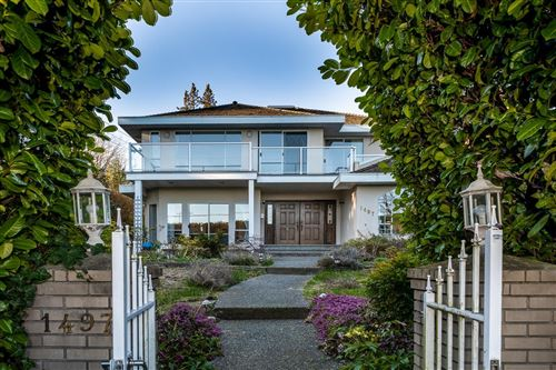Photo of 1497 PALMERSTON AVENUE, West Vancouver, BC V7T 2H8 (MLS # R2626066)