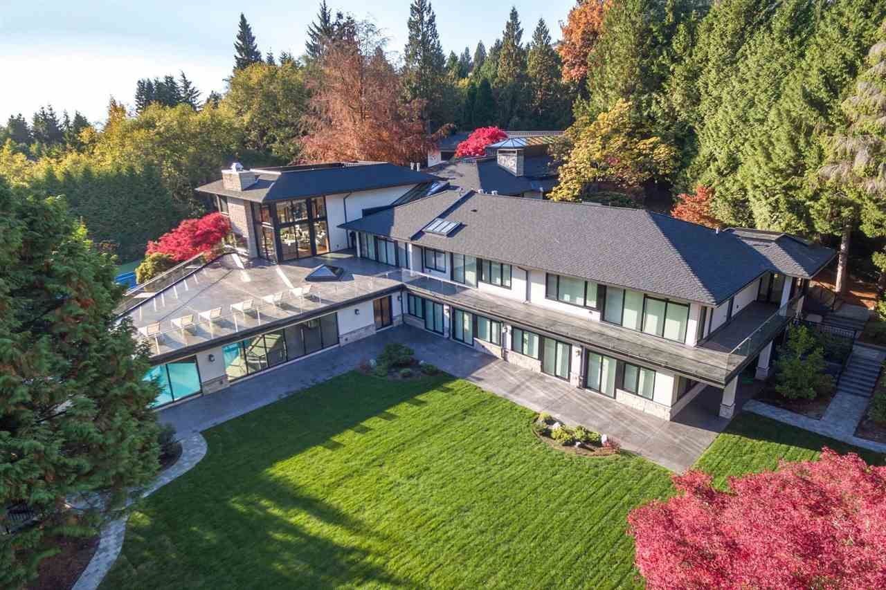 Photo of 1243 CHARTWELL PLACE, West Vancouver, BC V7S 2S2 (MLS # R2498137)
