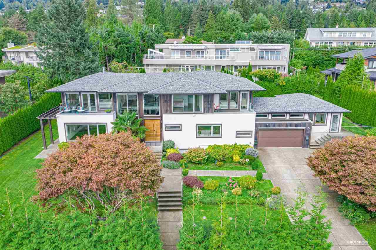 Photo of 985 EYREMOUNT DRIVE, West Vancouver, BC V7S 2B4 (MLS # R2627138)