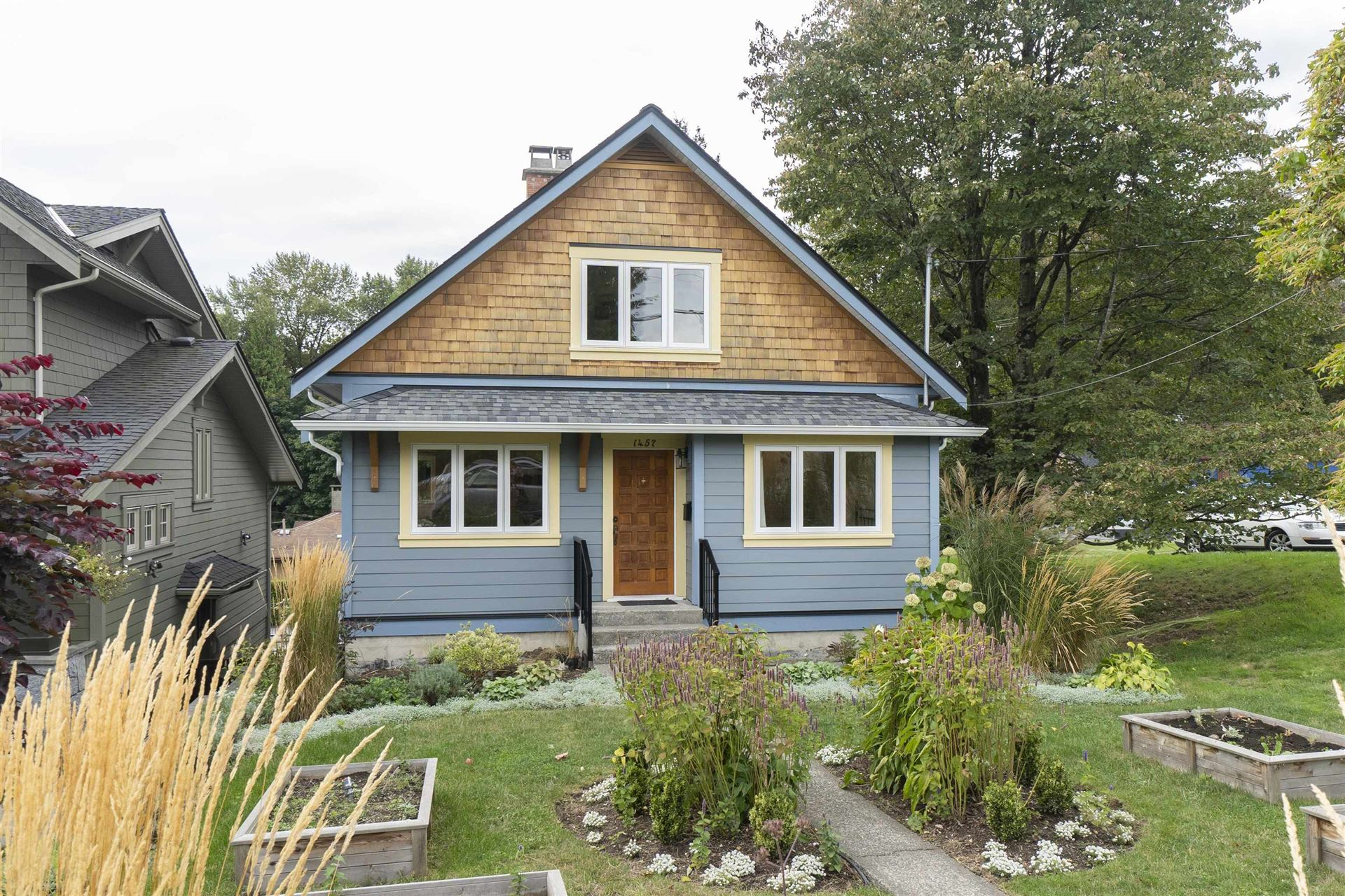 Photo of 1457 FORBES AVENUE, North Vancouver, BC V7M 2Y2 (MLS # R2620178)