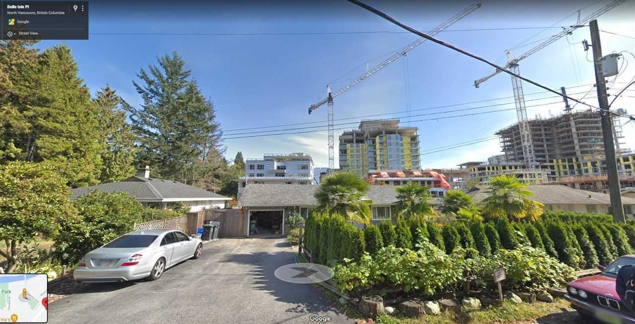 Photo of 1828 BELLE ISLE PLACE, North Vancouver, BC V7P 1X8 (MLS # R2590200)