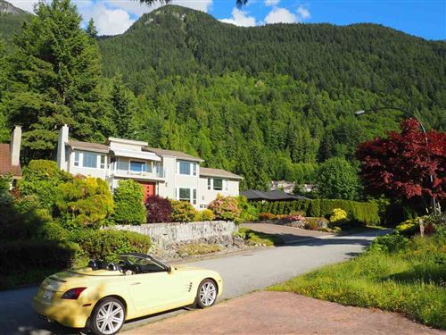 Tiny photo for 8563 ANSELL PLACE, West Vancouver, BC V7W 2W3 (MLS # R2590218)