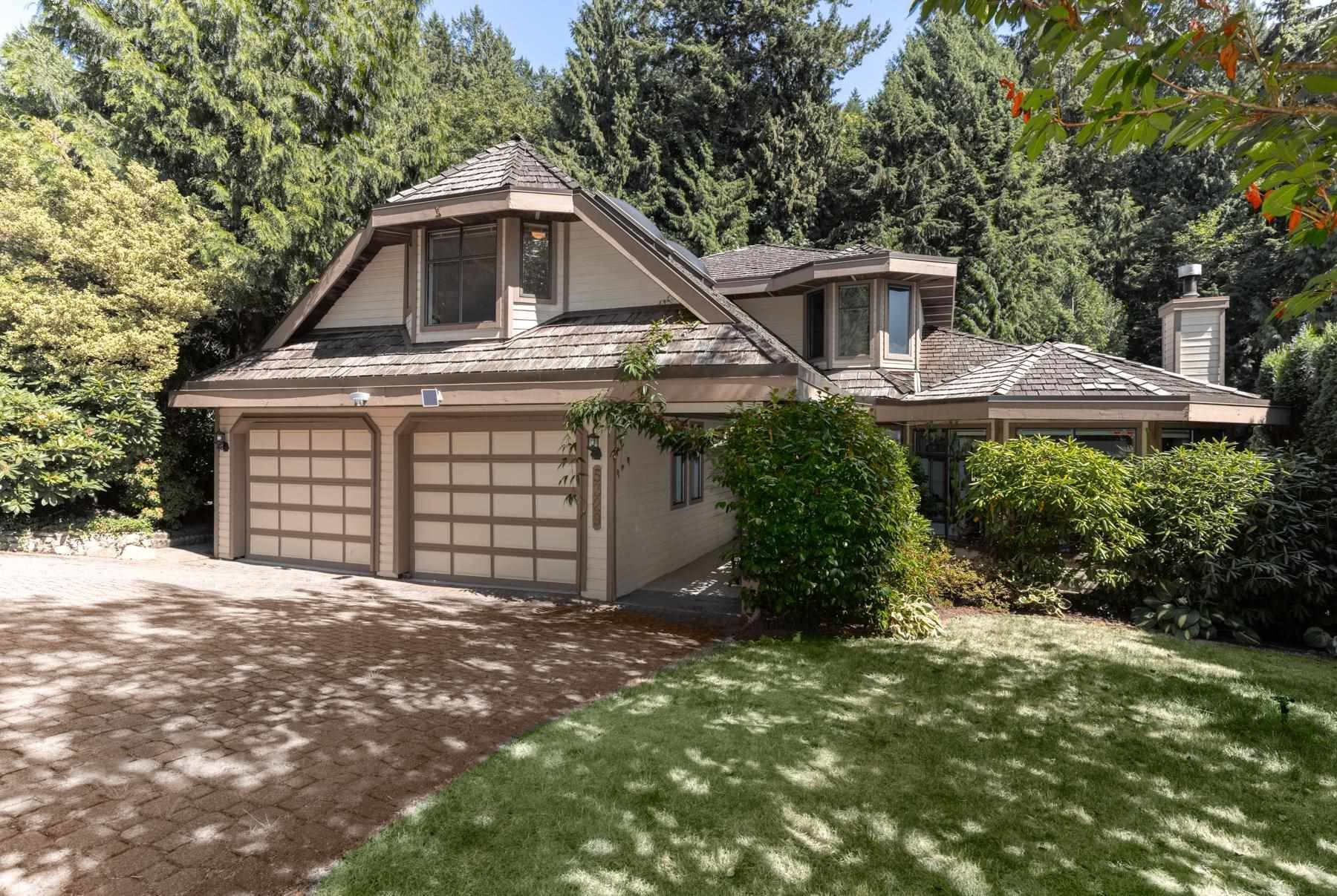 Photo of 5329 WESTHAVEN WYND, West Vancouver, BC V7W 3E8 (MLS # R2617294)