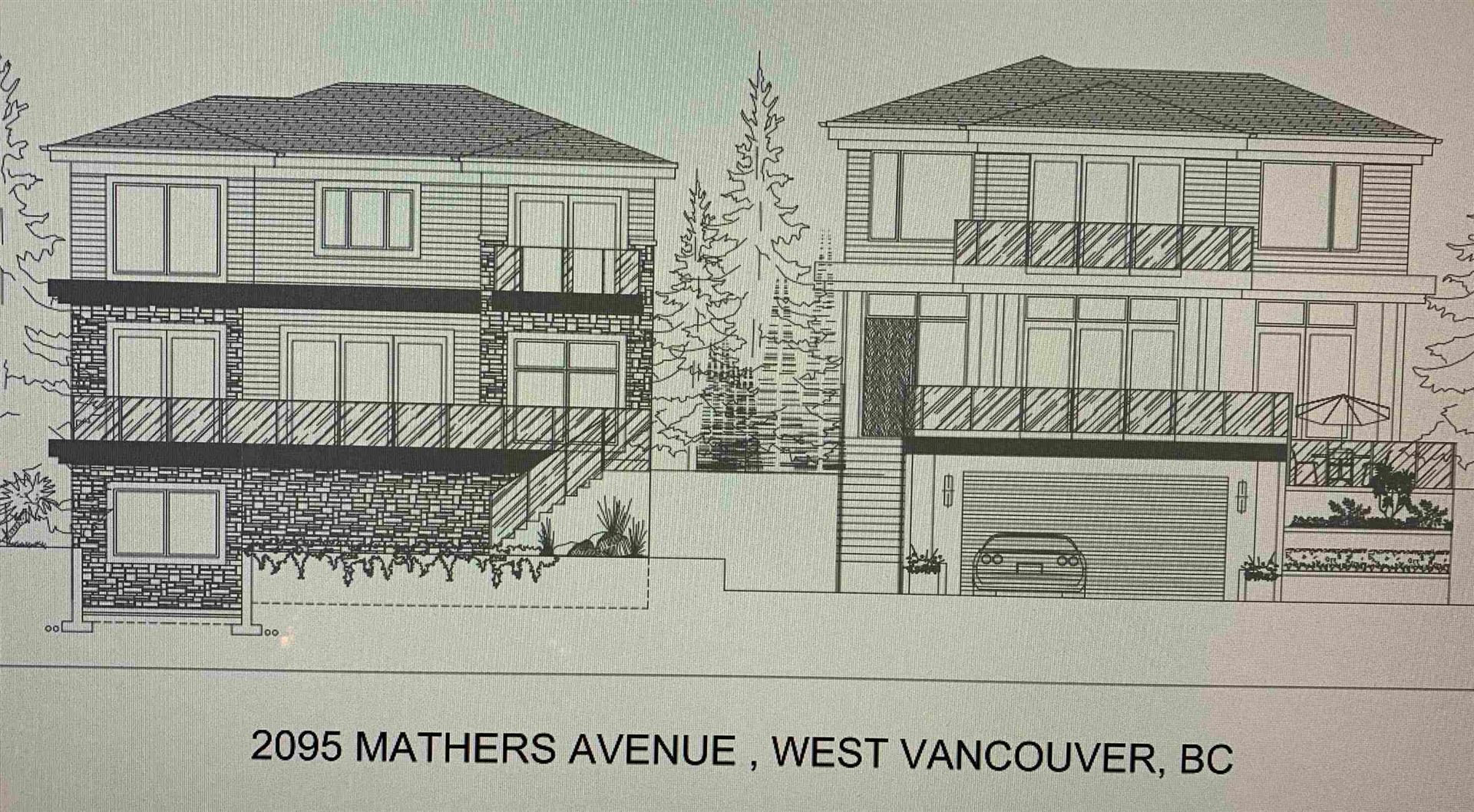 Photo of 2095 MATHERS AVENUE, West Vancouver, BC V7V 2G9 (MLS # R2627304)