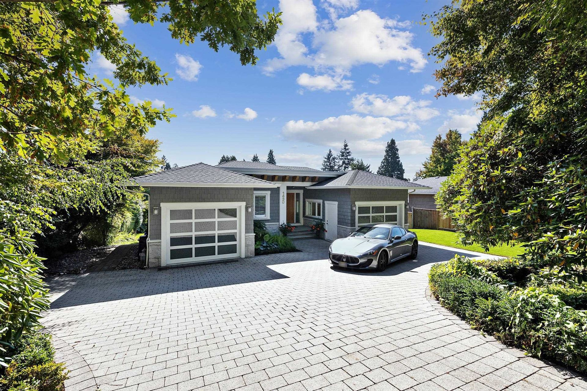 Photo of 1430 QUEENS AVENUE, West Vancouver, BC V7T 2H9 (MLS # R2617305)