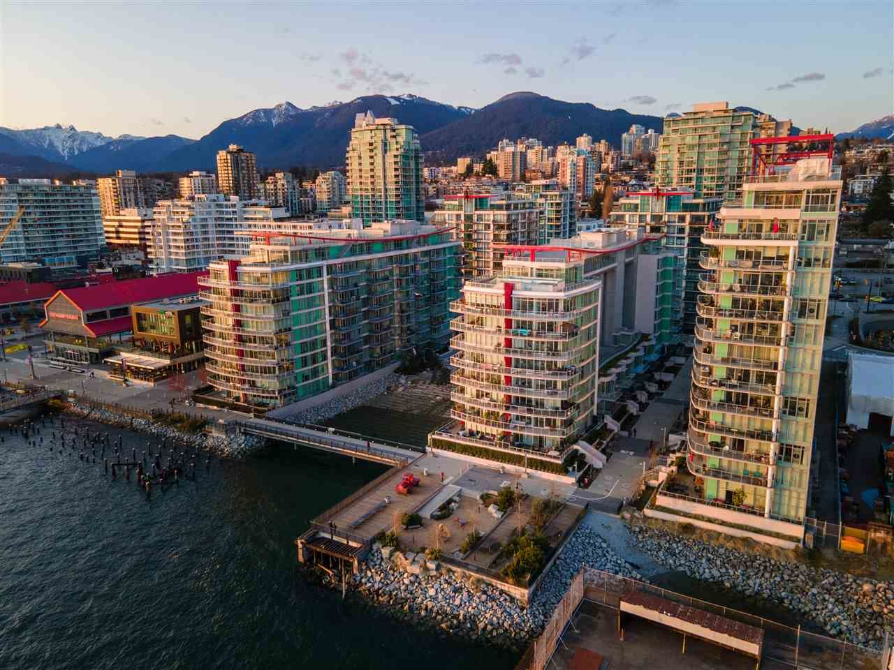 Photo for 801 185 VICTORY SHIP WAY, North Vancouver, BC V7L 0G2 (MLS # R2591377)