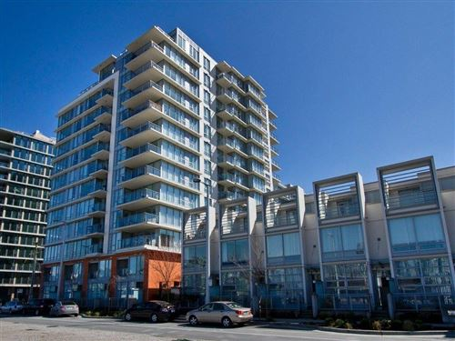 Tiny photo for 803 1833 CROWE STREET, Vancouver, BC V5Y 0A2 (MLS # R2612384)