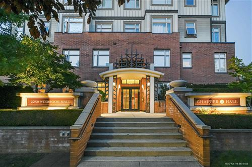 Photo of 306 2250 WESBROOK MALL, Vancouver, BC V6T 0A6 (MLS # R2621415)