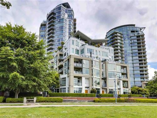 Photo of 1601 1383 MARINASIDE CRESCENT, Vancouver, BC V6Z 2W9 (MLS # R2589416)