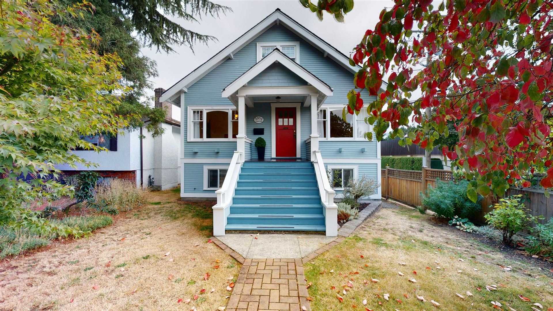 Photo of 5954 CHESTER STREET, Vancouver, BC V5W 3B6 (MLS # R2620423)