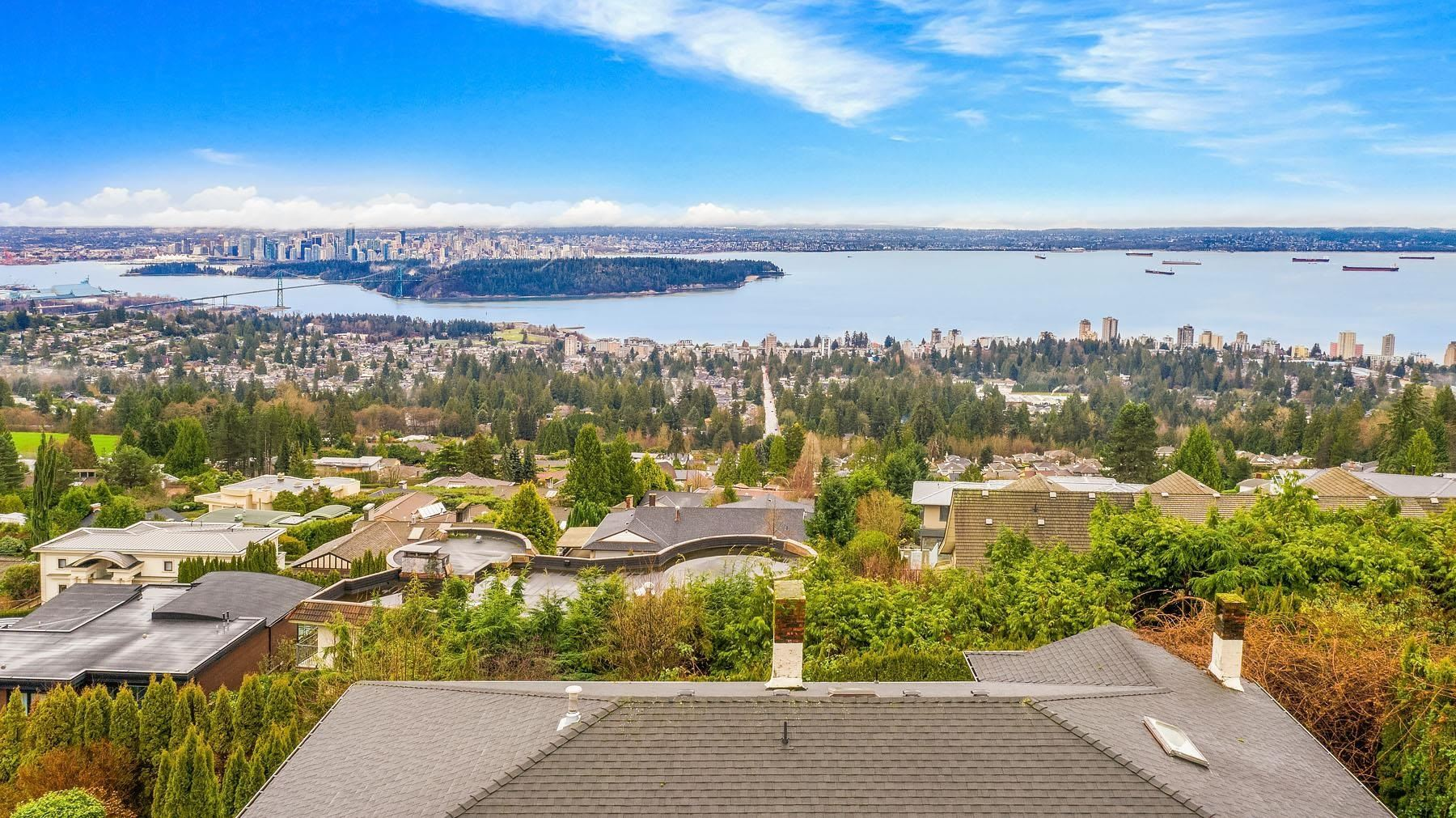 Photo of 1412 CHIPPENDALE ROAD, West Vancouver, BC V7S 2N6 (MLS # R2627437)