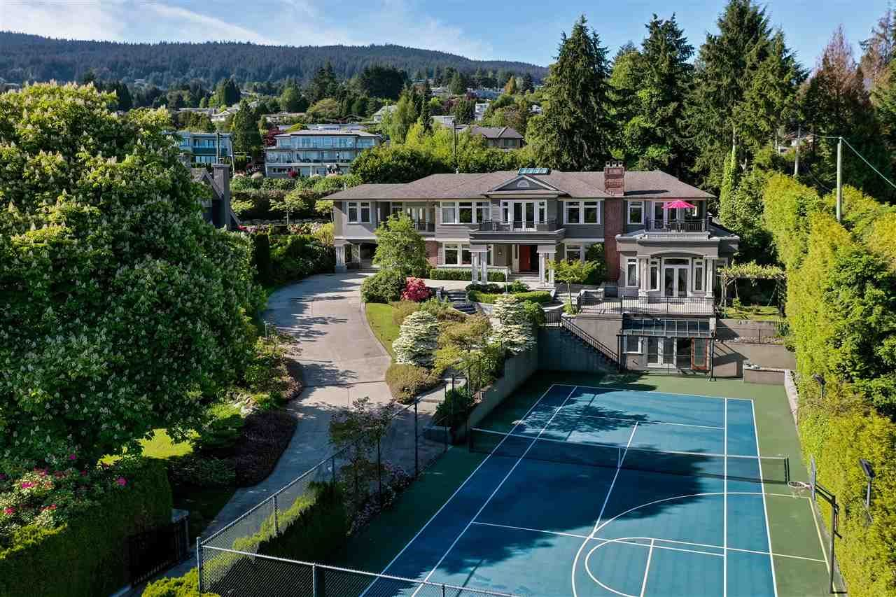 Photo for 705 PARKSIDE ROAD, West Vancouver, BC V7S 1P4 (MLS # R2591438)